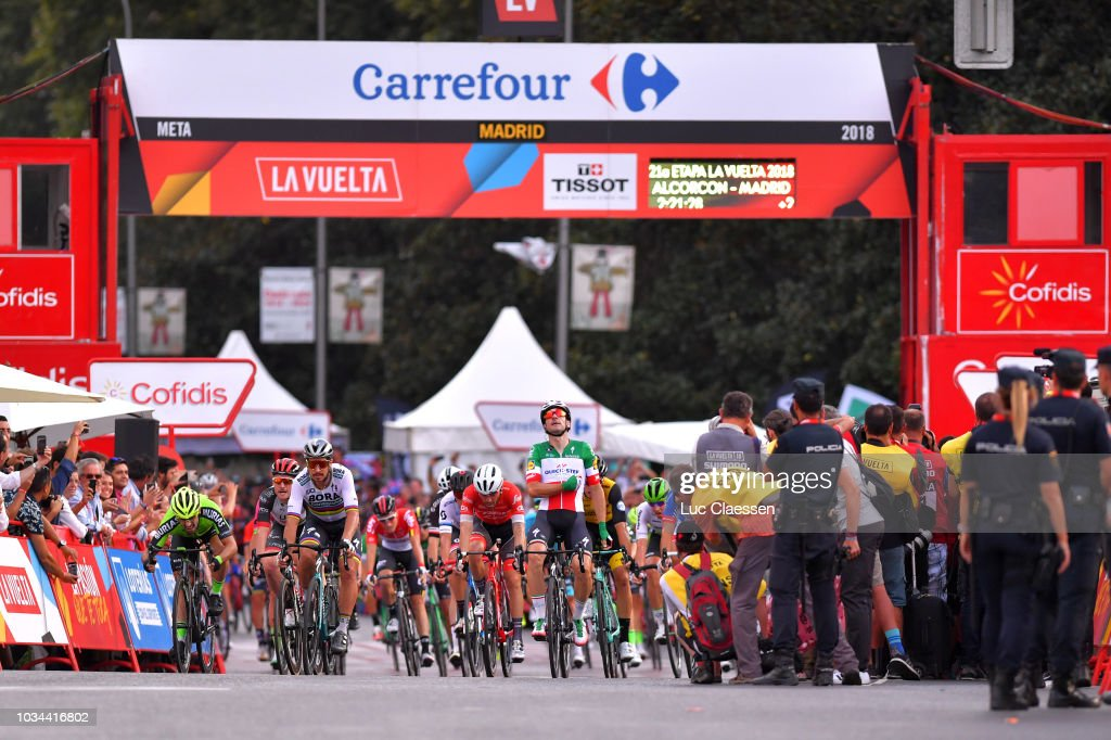 Cycling: 73rd Tour of Spain 2018 / Stage 21 : ニュース写真