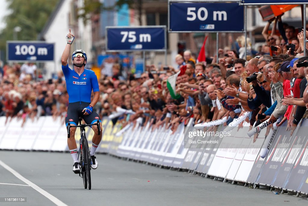 25th UEC Road European Championships 2019 - Elite Men's Road Race : ニュース写真
