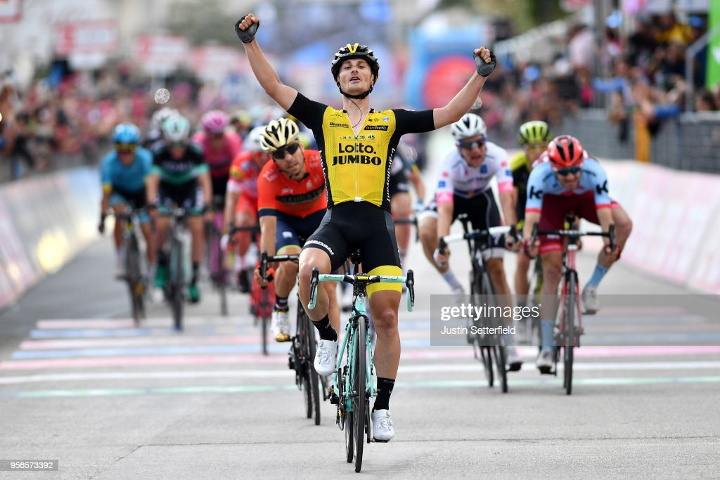 Cycling: 101th Tour of Italy 2018 / Stage 5 : ニュース写真