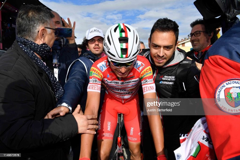 102nd Giro d'Italia 2019 - Stage 6 : News Photo