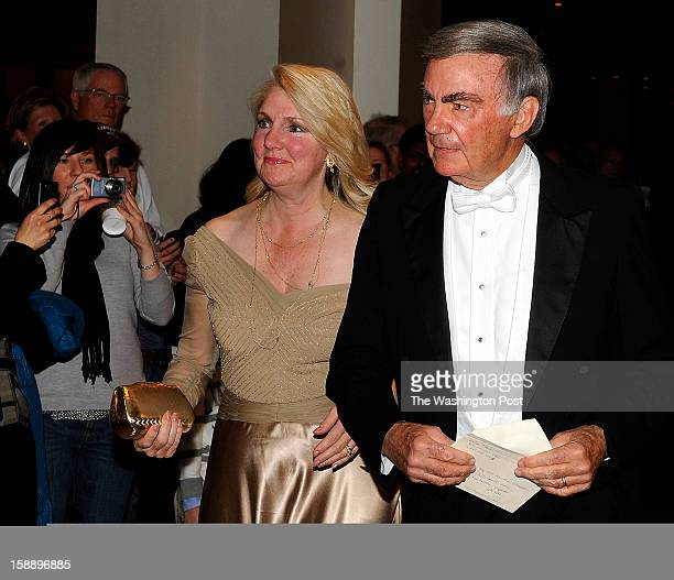 arrival for the Gridiron Dinner at the Renaissance Hotel in Washington DC on March 12 2011