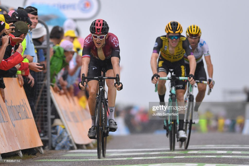 106th Tour de France 2019 - Stage 15 : News Photo
