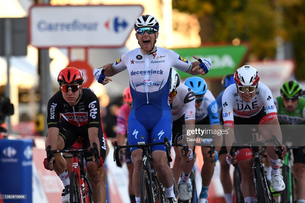 75th Tour of Spain 2020 - Stage Nine : ニュース写真