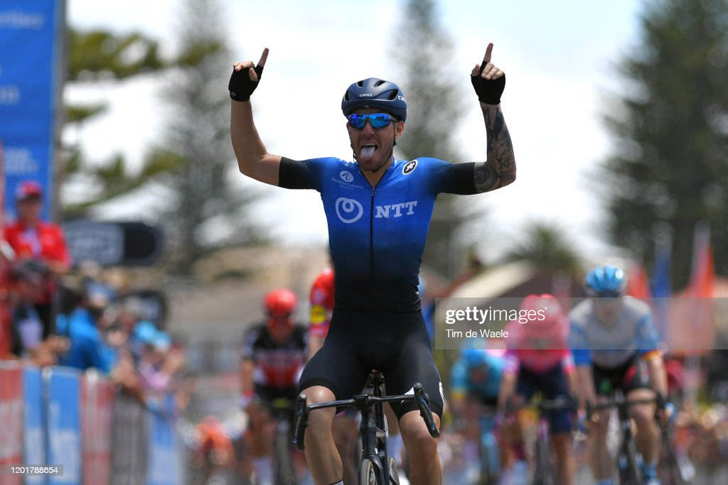 22nd Santos Tour Down Under 2020 - Stage 5 : News Photo