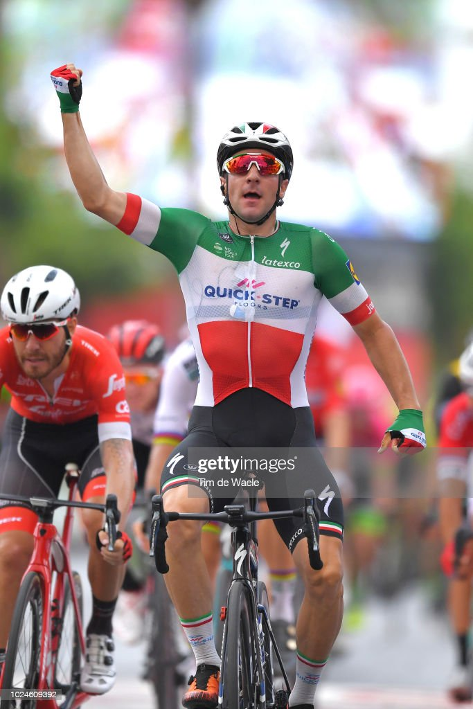 Cycling: 73rd Tour of Spain 2018 / Stage 3 : ニュース写真