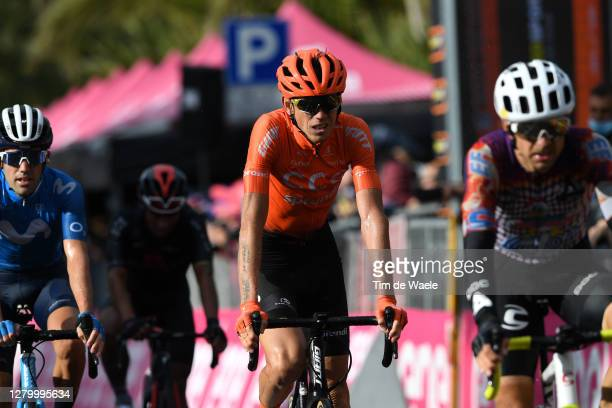 Arrival / Ilnur Zakarin of Russia and CCC Team / during the 103rd Giro d'Italia 2020, Stage 10 a 177km stage from Lanciano to Tortoreto /...