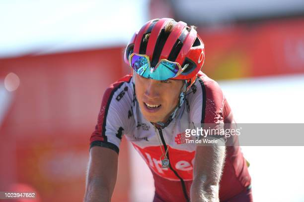 Arrival / Ilnur Zakarin of Russia and Team Katusha Alpecin / during the 73rd Tour of Spain 2018, Stage 2 a 163,5km stage from Marbella to Caminito...