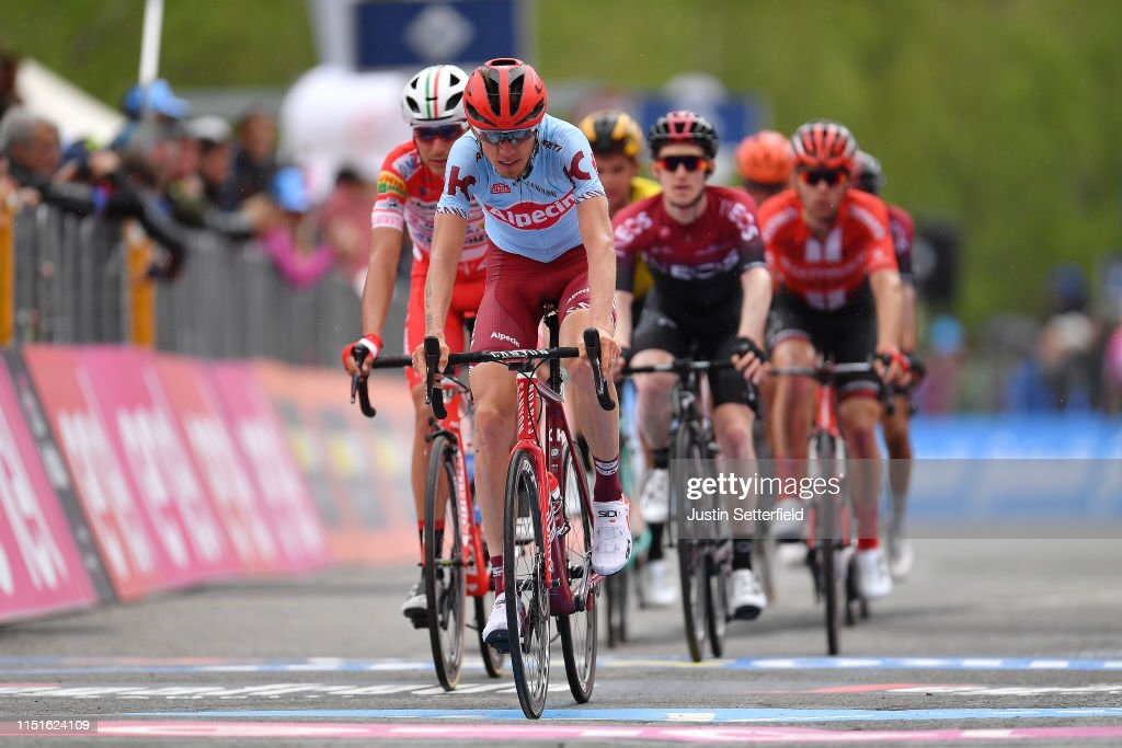 102nd Giro d'Italia 2019 - Stage 14 : Foto jornalística