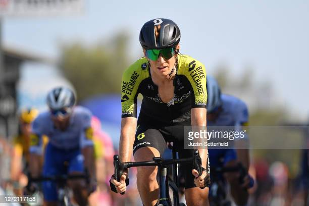 Arrival / Jack Haig of Australia and Team Mitchelton-Scott / during the 55th Tirreno-Adriatico 2020, Stage 6 a 171km stage from Castelfidardo to...