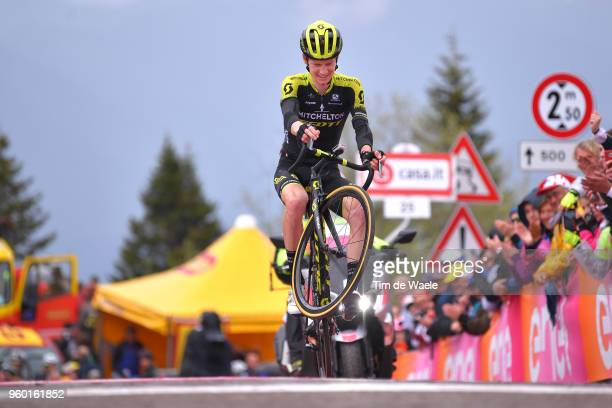 Arrival / Jack Haig of Australia and Team Mitchelton-Scott / during the 101st Tour of Italy 2018, Stage 14 a 186km stage from San Vito Al Tagliamento...