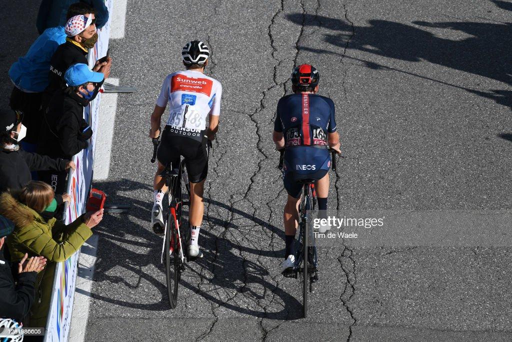 103rd Giro d'Italia 2020 - Stage Twenty : News Photo