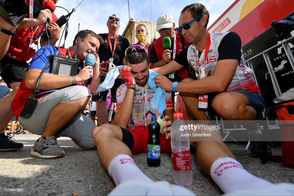 74th Tour of Spain 2019 - Stage 6 : News Photo