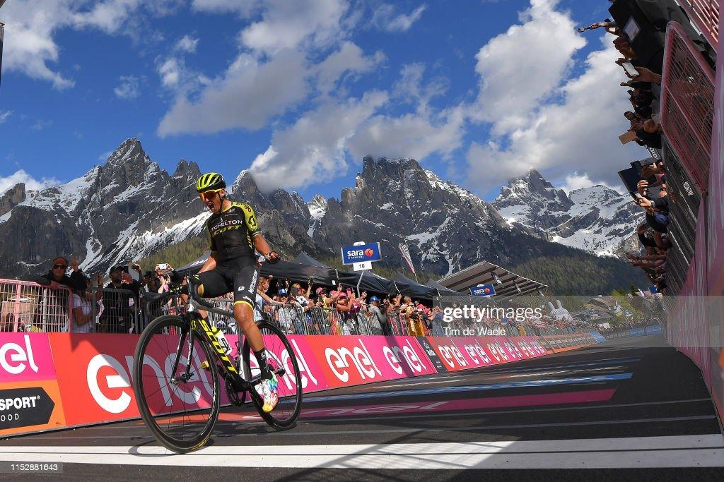 102nd Giro d'Italia - Stage 19 : News Photo