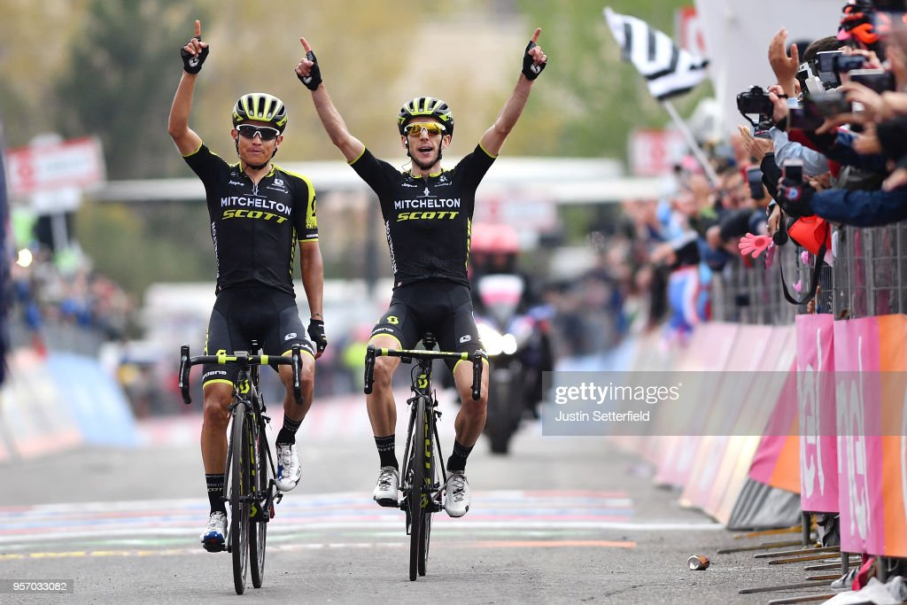 Cycling: 101th Tour of Italy 2018 / Stage 6 : News Photo