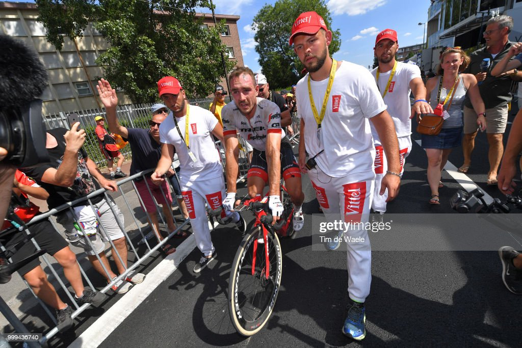 Cycling: 105th Tour de France 2018 / Stage 9 : News Photo