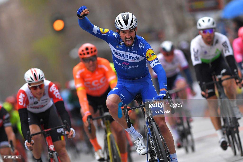 54th Tirreno-Adriatico 2019 - Stage 6 : ニュース写真