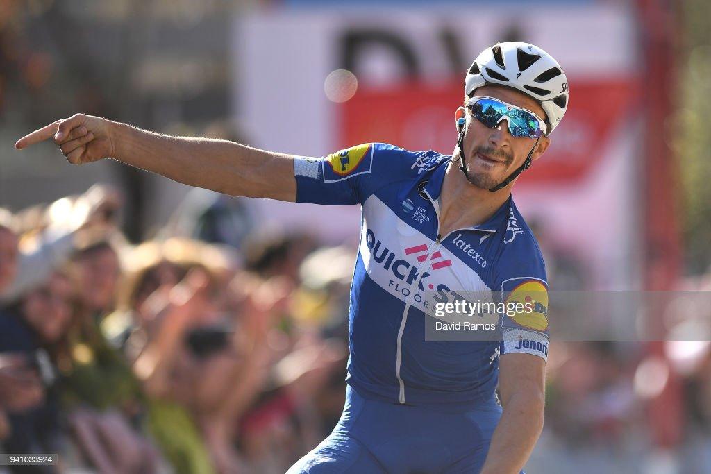 Cycling: 58th Vuelta Pais Vasco 2018 - Stage 1 : ニュース写真