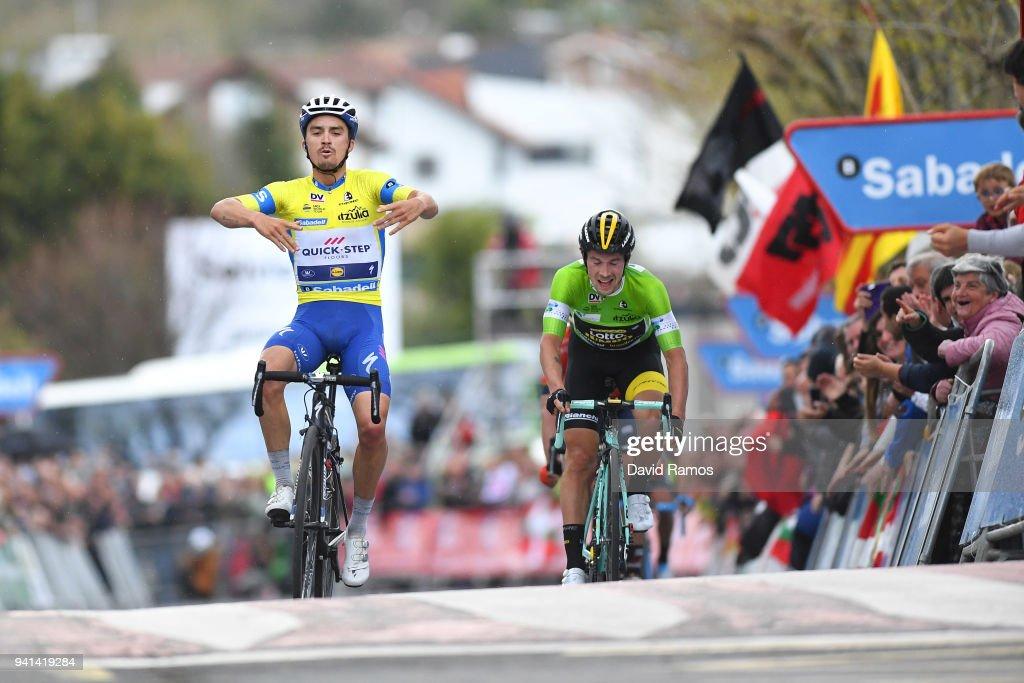 58th Vuelta Pais Vasco 2018 - Stage 2
