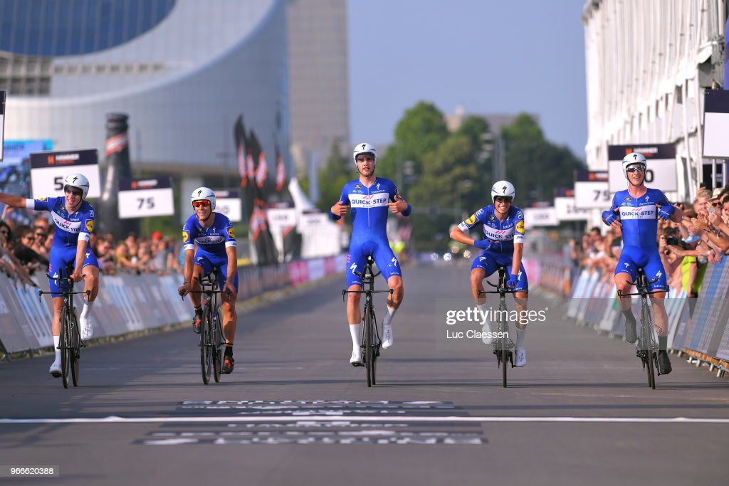 Cycling: 3rd Velon Hammer Series 2018 / Stage 3 : News Photo