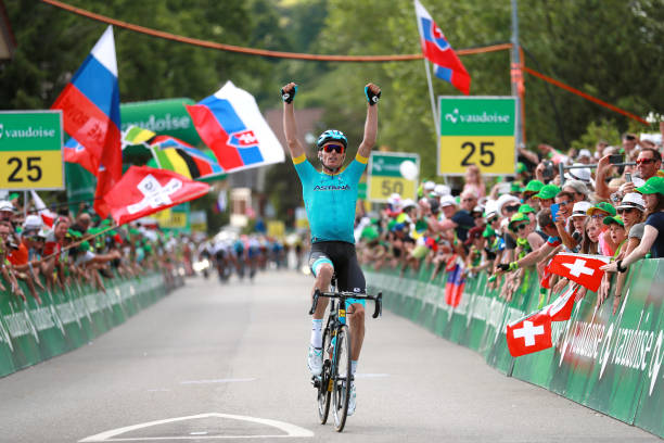 CHE: 83rd Tour of Switzerland  - Stage 2