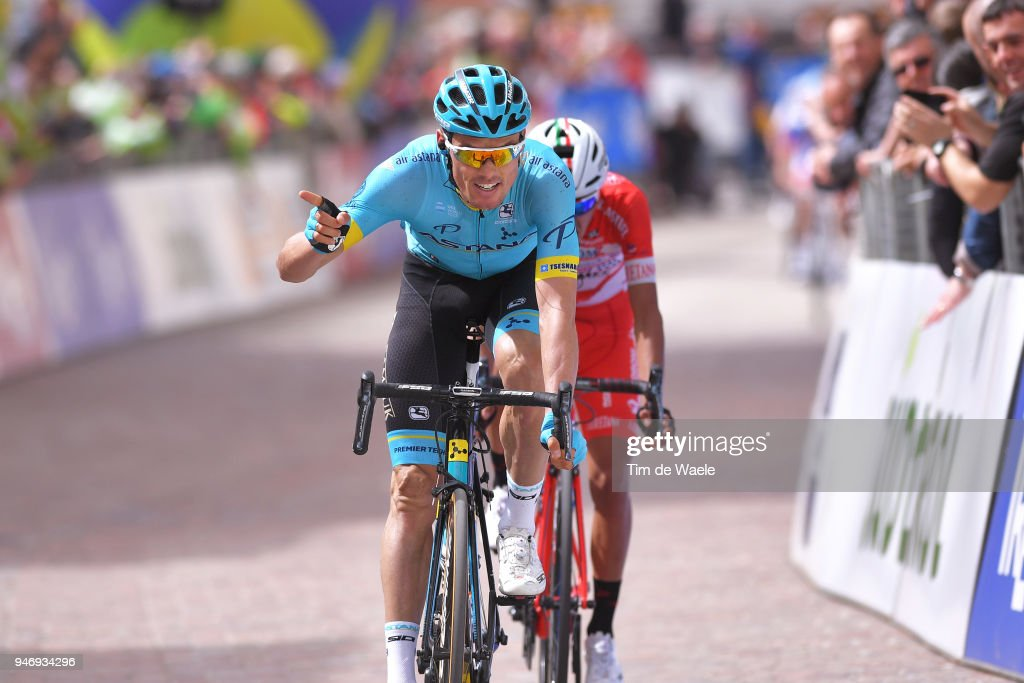 42nd Tour of the Alps 2018 - Stage 1