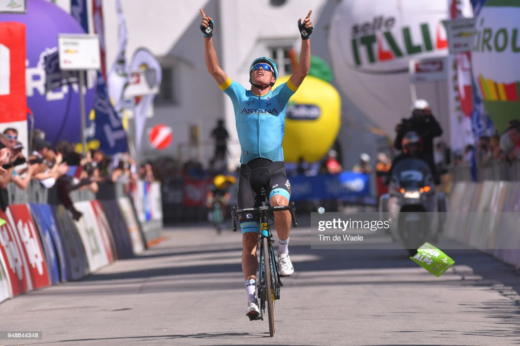 Cycling 42nd Tour of the Alps 2018 / Stage 4 : ニュース写真