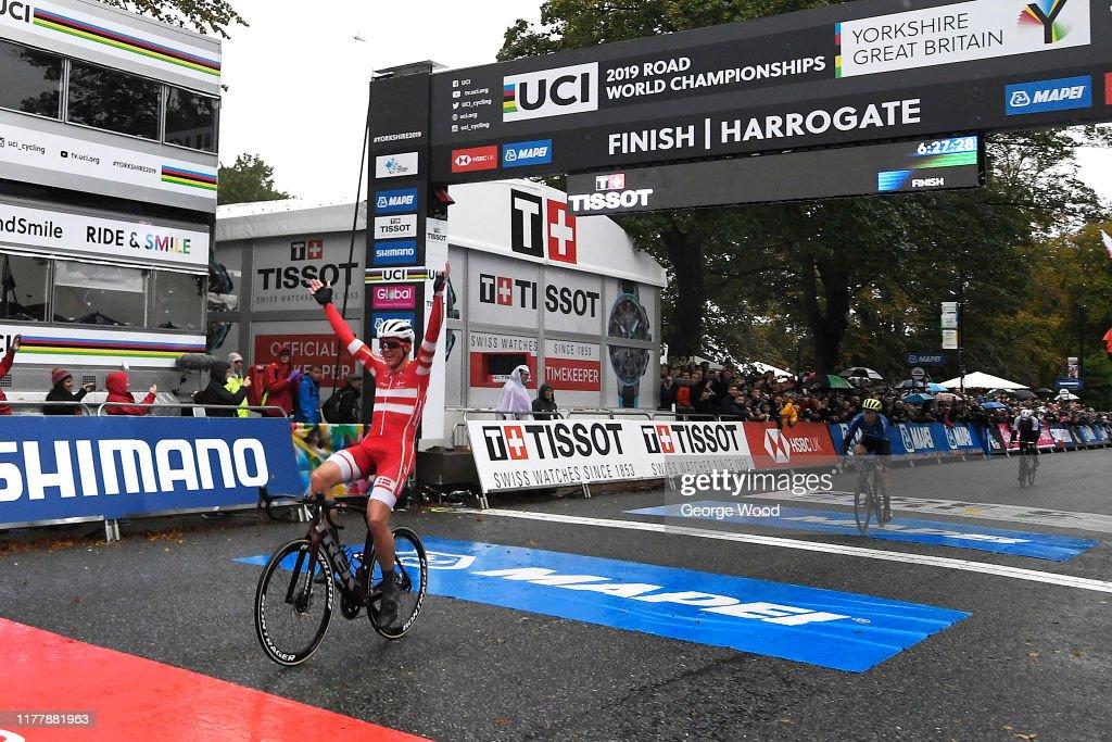 92nd UCI Road World Championships 2019 - Men Elite Road Race : Foto di attualità