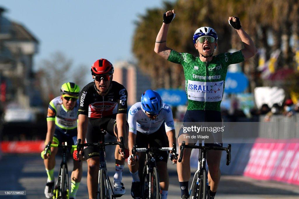 56th Tirreno-Adriatico 2021 - Stage 6 : ニュース写真