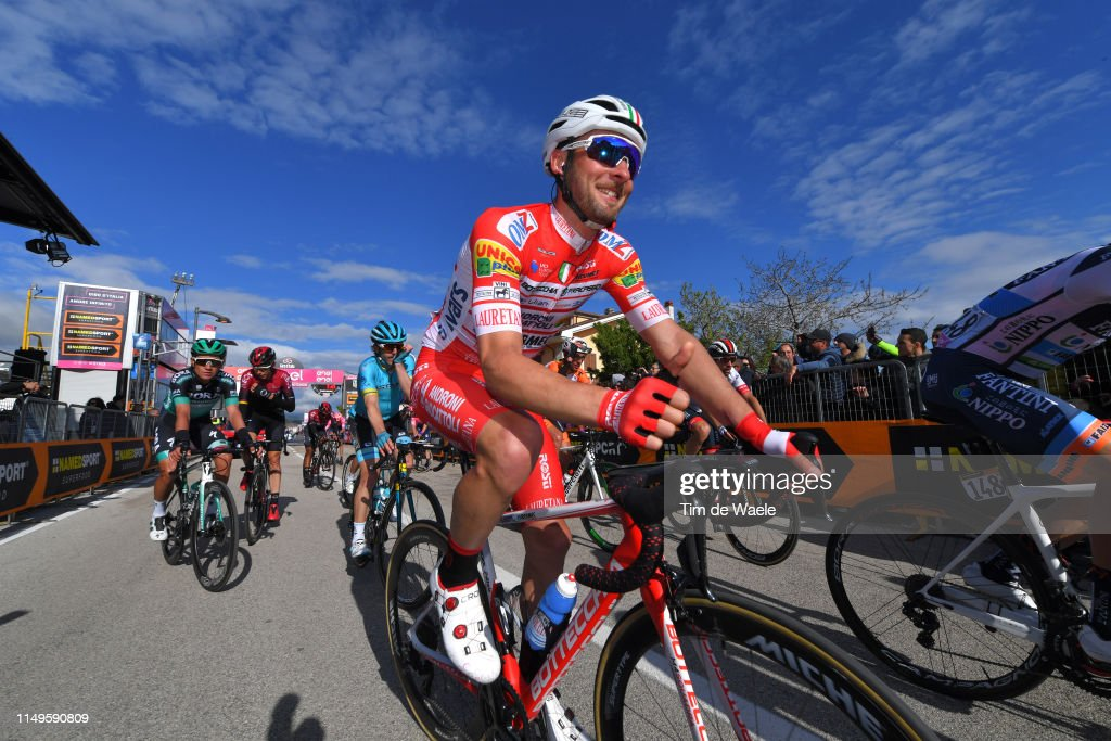 102nd Giro d'Italia 2019 - Stage 6 : News Photo