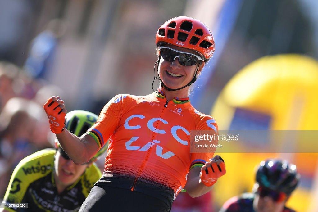 44th Trofeo Alfredo Binda-Comune di Cittiglio 2019 - Women : ニュース写真