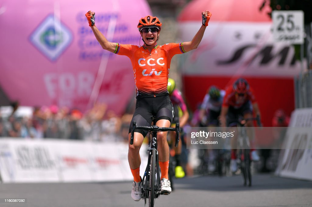 30th Tour of Italy 2019 - Women - Stage 2 : ニュース写真