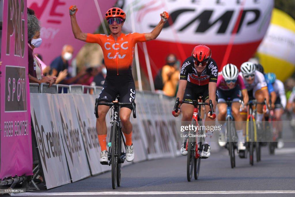 31st Giro d'Italia Internazionale Femminile 2020 - Stage 5 : ニュース写真
