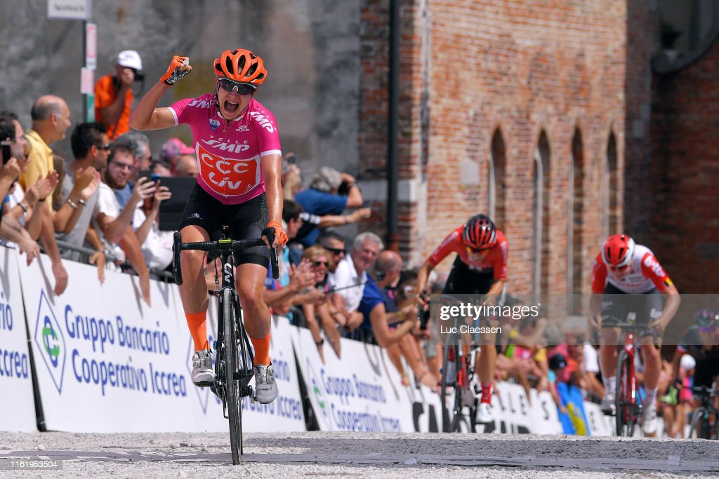 30th Tour of Italy 2019 - Women - Stage 10 : ニュース写真
