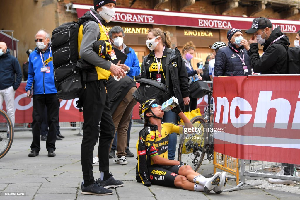 Eroica - 7th Strade Bianche 2021 - Women's Elite : News Photo