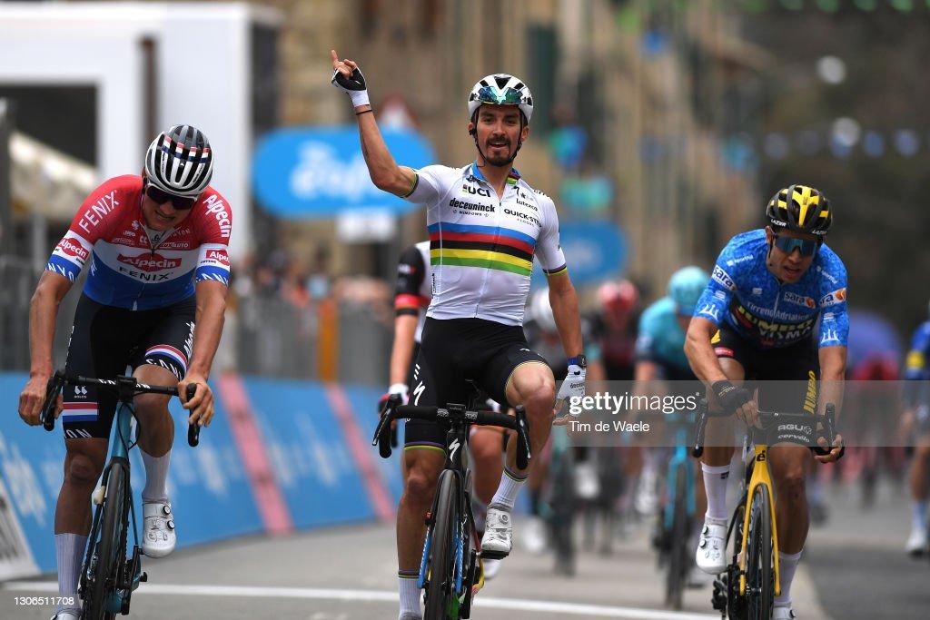 56th Tirreno-Adriatico 2021 - Stage 2 : ニュース写真