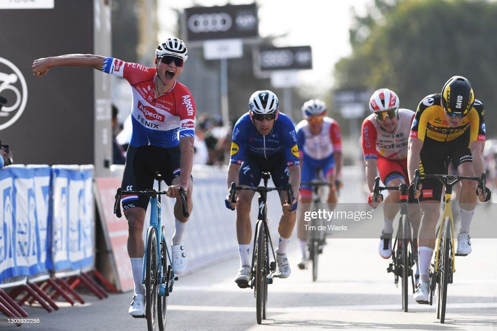 3rd UAE Tour 2021 - Stage 1 : News Photo