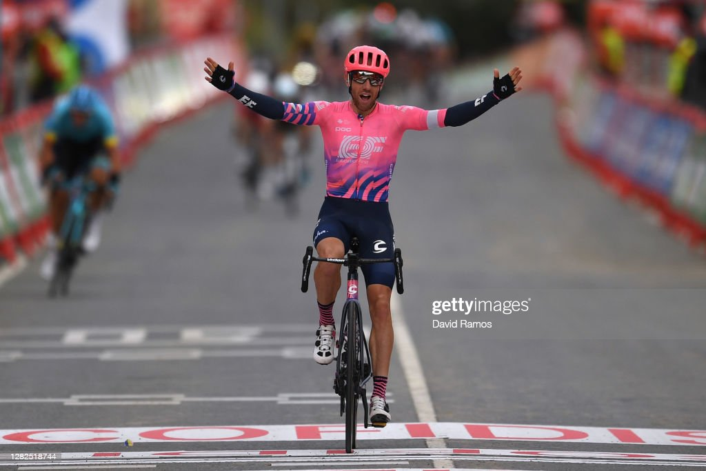75th Tour of Spain 2020 - Stage Seven : News Photo