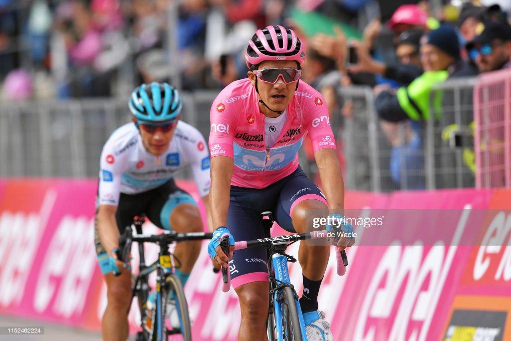 102nd Giro d'Italia 2019 - Stage 17 : News Photo