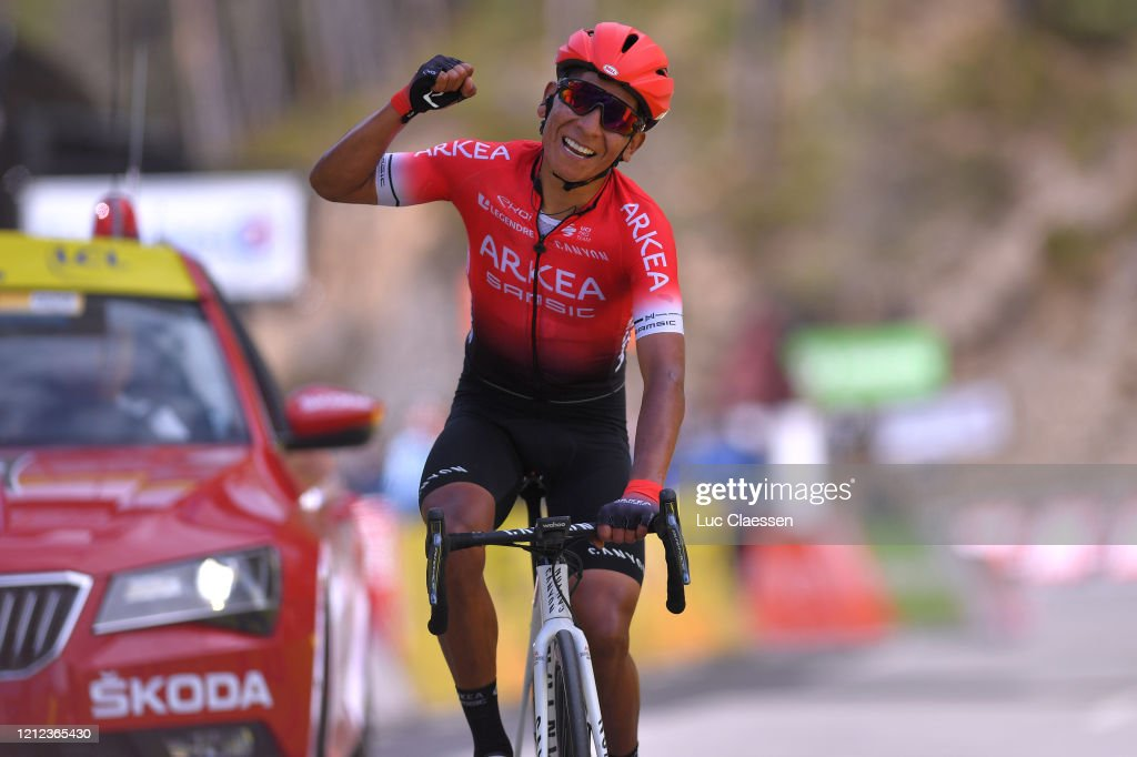 78th Paris - Nice 2020 - Stage 7 : News Photo