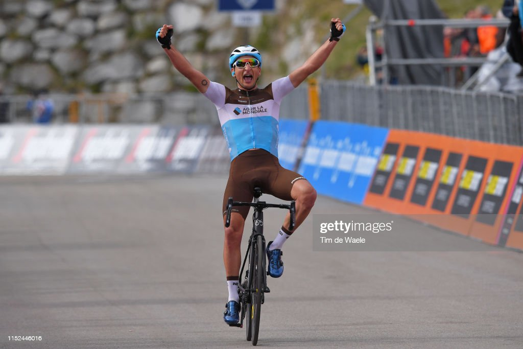 102nd Giro d'Italia 2019 - Stage 17 : Fotografia de notícias