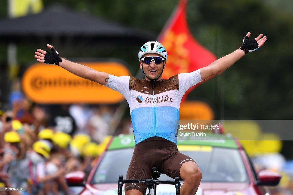 107th Tour de France 2020 - Stage 8 : News Photo