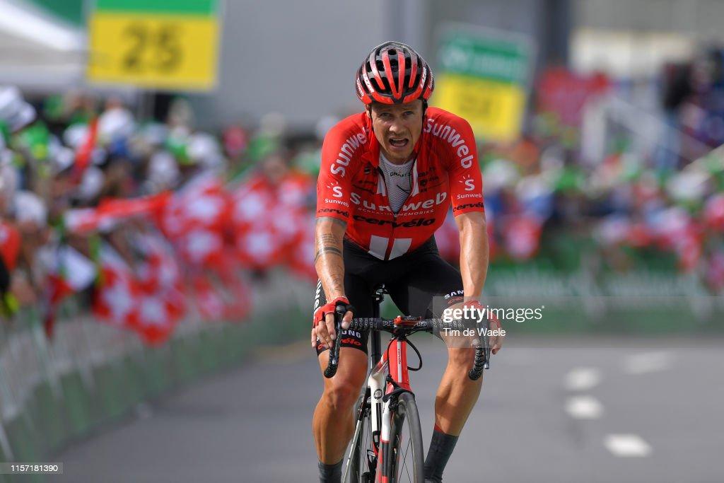 83rd Tour of Switzerland - Stage 6 : News Photo
