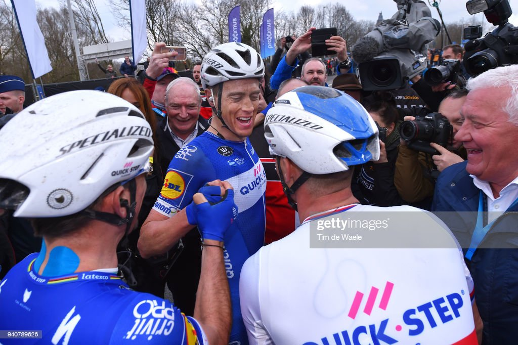 Cycling: 102nd Tour of Flanders 2018 : News Photo