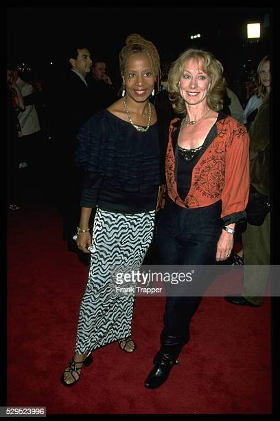Arrival of Connie Marie Brazelton and Ellen Crawfort at Mann's Chinese Theater