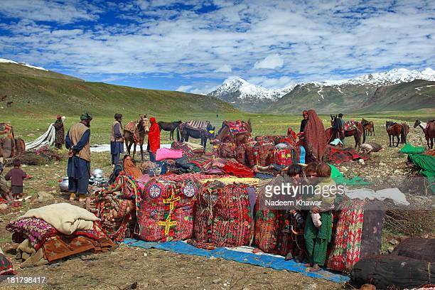 CONTENT] Arrival of Nomads at Deosai National Park As they visit every year this Park for grazing their goats and sheeps spend almost 45 months until...