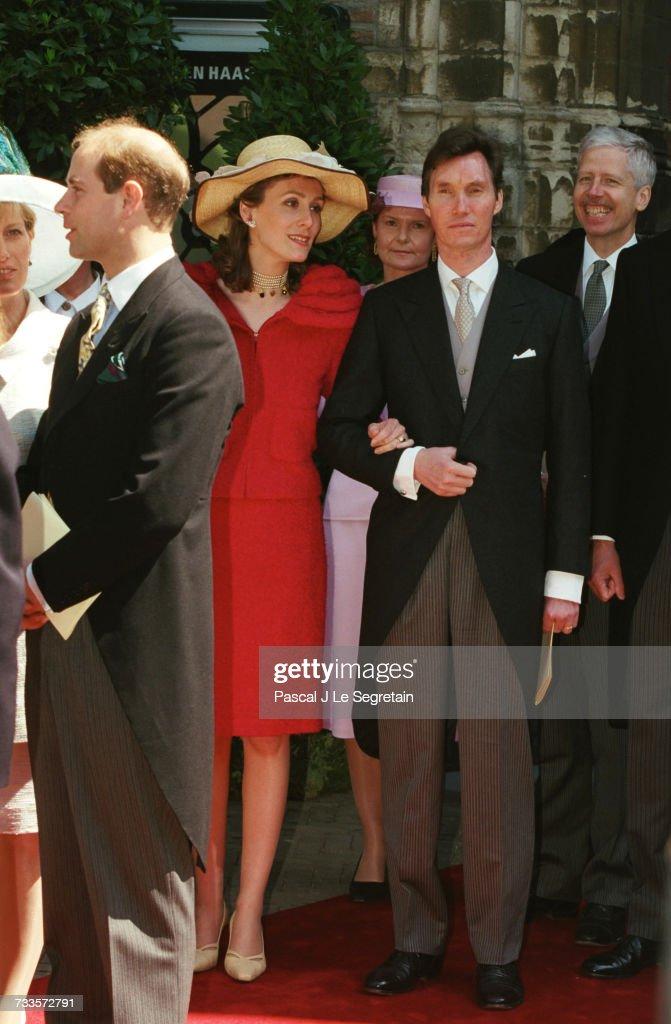THE HAGUE: ROYAL WEDDING FOR PRINCE CONSTANTIJN : News Photo