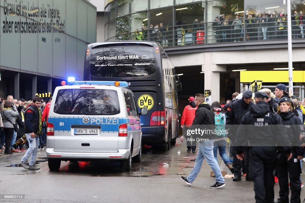 Borussia Dortmund v Eintracht Frankfurt - Bundesliga : Foto di attualità