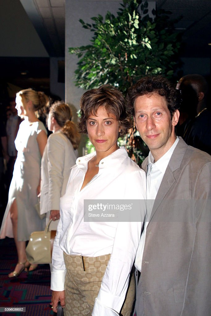 Weihnachtsfilm Oh Tannenbaum.Arrival Of The Film Director Tim Blake Nelson With His Wife News