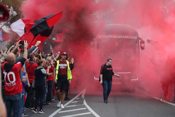 DEU: Bayer 04 Leverkusen v SC Paderborn 07 - Bundesliga