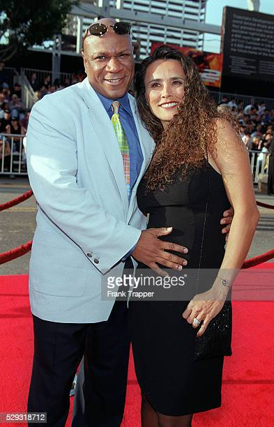 Arrival of Ving Rhames costar in the film and his wife currently pregnant